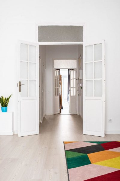 piso blanco