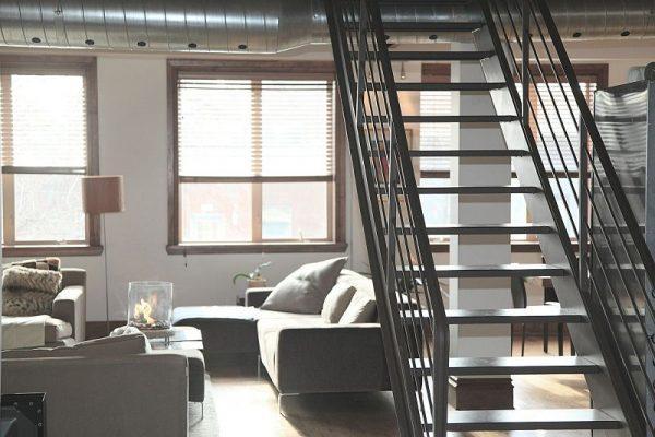 tipos de vivienda: piso dúplex